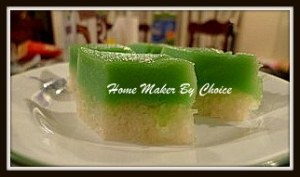 Kids Favourite kuih