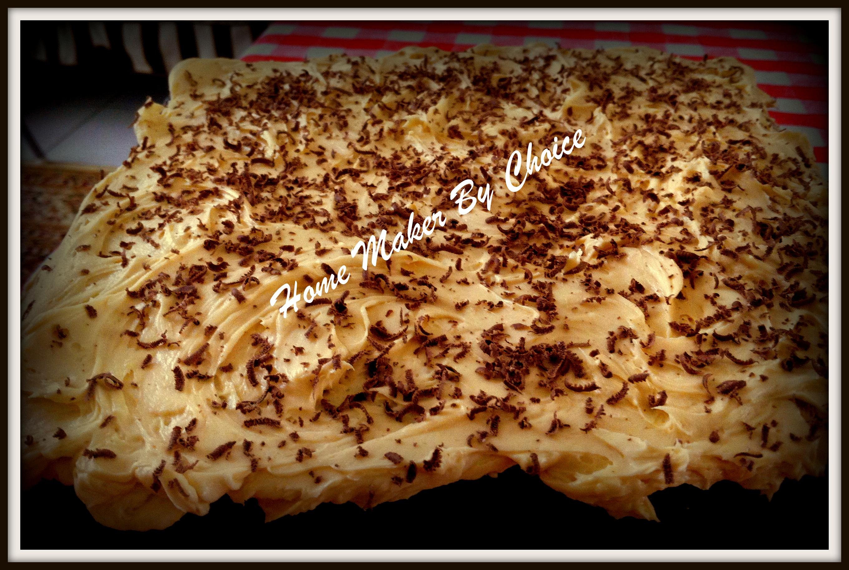 Ellie Krieger Moist Mocha Cake Recipe