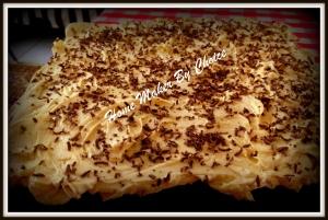 Moist Mocha Cake