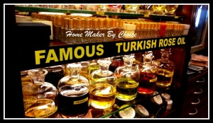 Turkish oil