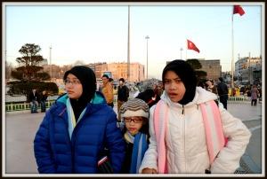 Around Taksim Square