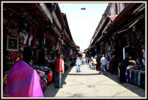 Shops outside Grand Bazaar